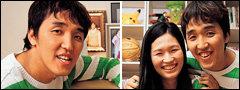 결혼 3년 만에 첫딸 얻은 개그맨 임혁필·박정애 부부