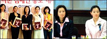 유방암 예방 홍보대사로 나선 전인화 요즘생활 & 피부관리법