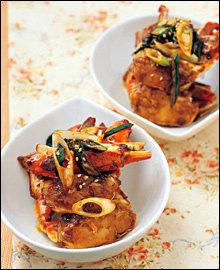 독특한 맛과 향! 파소스 요리 10