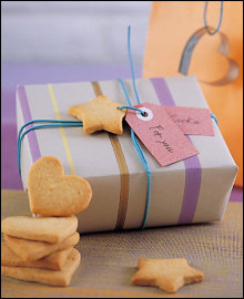 예쁜 정성을 가득 담은 음식 선물 & 포장 아이디어