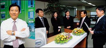 10년 전 반신욕 열풍 점치고 온수정화기 사업 시작한 원전커머스 사장 이영복
