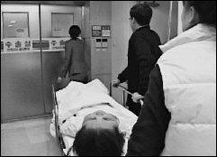 두 차례 성형수술로 얼굴 작아진 '선풍기 아줌마' 한미옥씨의 희망 일기