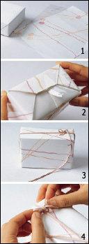 정성이 듬뿍 담긴 선물 포장 아이디어