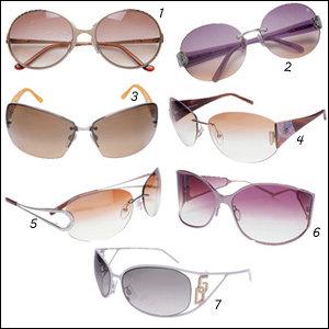 유행 예감 1순위, 3 Style 선글라스