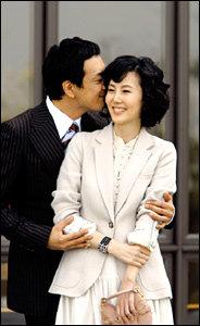 1년 열애 끝에 사랑의 결실 맺는 김승우 김남주의 Love & Wedding Story