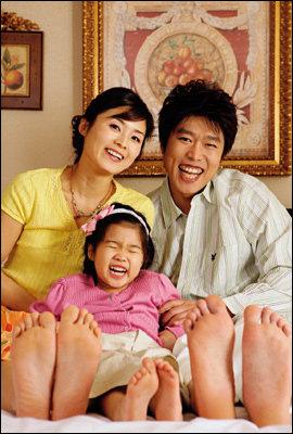 개그맨 표인봉·유정화 부부와 딸 바하의 유쾌한 가족 나들이