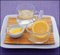 피로를 확∼ 날려주는 레몬소스 요리