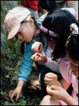 공동육아 어린이집의 생태교육 현장