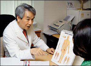 통증치료 전문의 김문호 박사가 들려주는 '면역력 강화시키는 봉독요법'