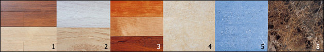 다양한 바닥재 장단점 따지기