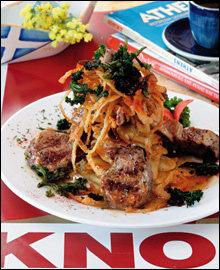 영화 '나의 그리스식 웨딩'에 등장하는 그리스 대표 요리 & 장수 음식 7
