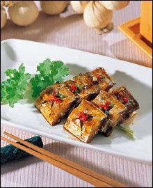 담백하고 영양 많은 생선 요리
