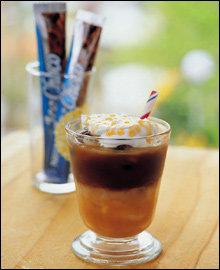 더위 싹~ 날리는 색다른 맛의 아이스커피