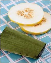 여름 피부트러블에 좋은 수박&참외 미용법