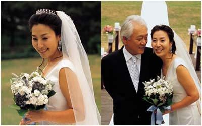 결혼 10주년 최명길·김한길 부부의 Remind Wedding