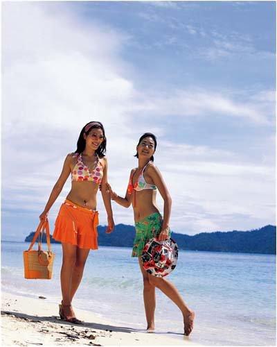 2005 여름 수영복 카탈로그 Hot  summer  swimsuit