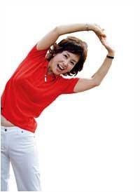 날씬한 몸매와 젊음 유지하며 밝게 살아가는 중견 탤런트 이경진의 자기 관리법 & 생활습관