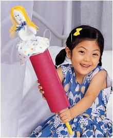 깡통으로 만든 재활용품 장난감  DIY