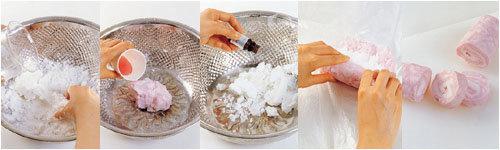 솝 파우더로 비누 만들기
