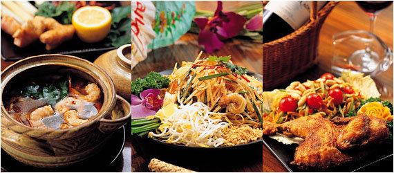 정통 태국 요리를 즐길 수 있는 레스토랑 타이오키드