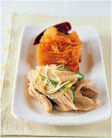 온가족 기운 펄펄~  초간편 보양 요리