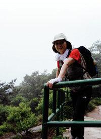 '등산 마니아' 고두심이 들려준 건강 비결 & 자기관리법