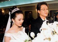 결혼 9년 만에 처음으로 가정생활 공개한 영화배우 한석규