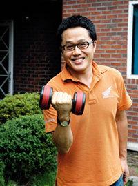 1년 4개월 만에 16kg 뺀 정원관의 운동법 & 식이요법