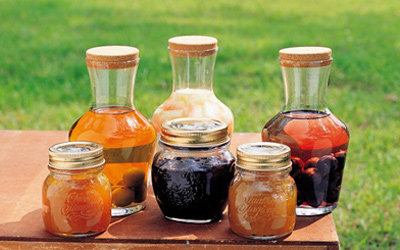 여름 과일의 싱싱한 맛과 향을 그대로~  과실주 & 잼 만들기