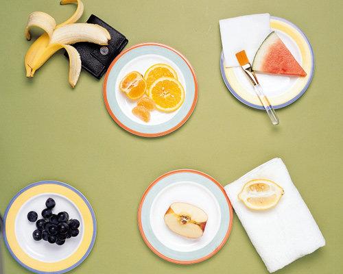 과일 껍질 이용한 아이디어 살림법