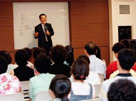 고승덕 변호사가 들려준 '자녀를 성공으로 이끄는 교육 노하우'