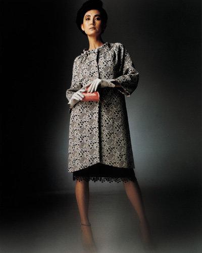 연기자 채시라의 패션 제안 & 행복한 일상 이야기