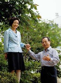 오거돈·심상애 해양수산부 장관 부부가 들려준 연애담 & 결혼생활