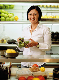 푸드 컨설턴트 노희영의 웰빙 제안 유기농 음식 제대로 먹기