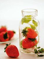 냉장고 속 재료 이용한 천연 화장품