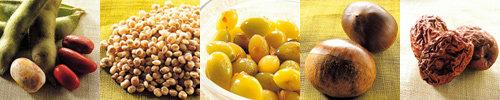 밥에 넣어 먹으면 더 맛있는 햇곡식 10