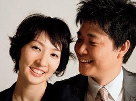 푸근한 말솜씨로 사랑받는 MBC 아나운서 김성주·진수정 부부