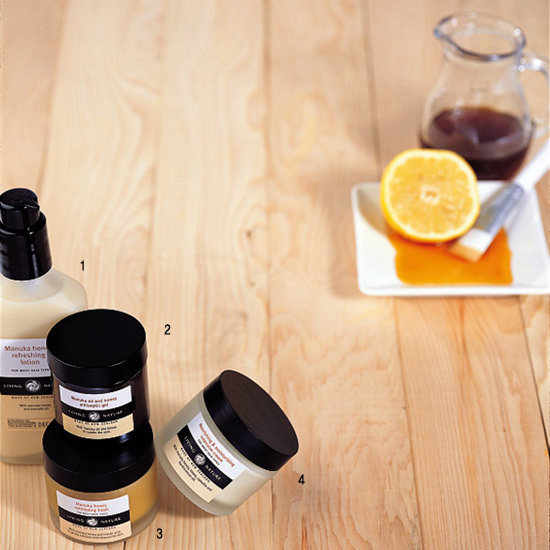 마누카 꿀 미용법
