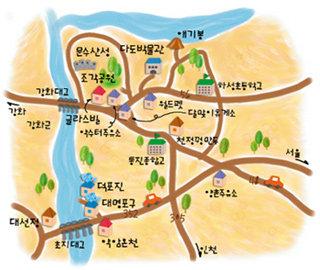 김포에서 즐기는  삼색 체험여행