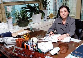 30여년간 부부와 가정문제 상담해온 곽배희 한국가정법률상담소장