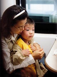 '아이 아토피 때문에 캐나다 이민' 눈물로 털어놓은 김자경 주부