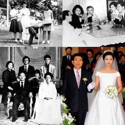 역대 대통령 딸들의 청와대 시절 & 요즘 생활