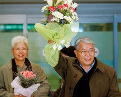 스파이 혐의로 미국에서 수감생활하고 한국 찾은 로버트 김