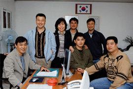 조직폭력배 잡는 아줌마 경찰관 김화자