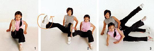 엄마와 아이가 함께하는 다이어트 생활습관 & 체조