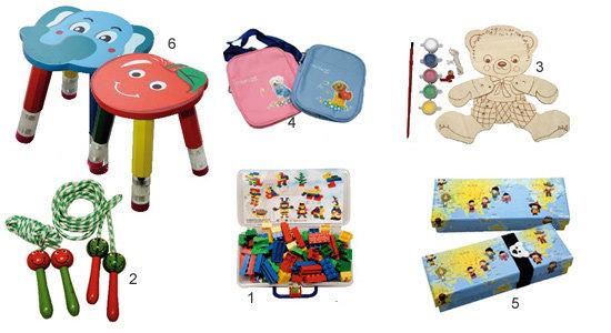 육아·교육용품 할인 매장