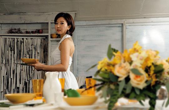 조은숙의 테이블 세팅 & 알콩달콩 신혼생활