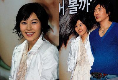 영화 '청춘만화'로 2년 만에 스크린 복귀한 김하늘