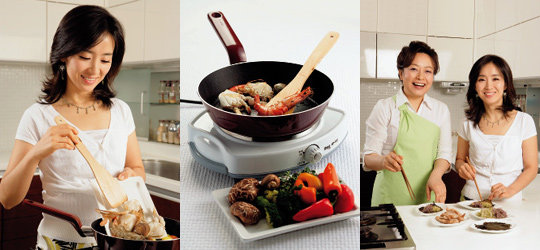 탤런트 윤유선&요리 연구가 박연경의 즐거운 요리 수다 ♥네 번째