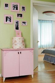 심플 모던 하우스 vs 로맨틱 파스텔 하우스